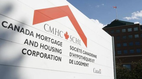 Canada Mortgage and Housing Corporation logo